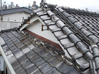 リフレッシュ屋根