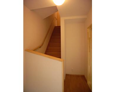 リフレッシュ階段